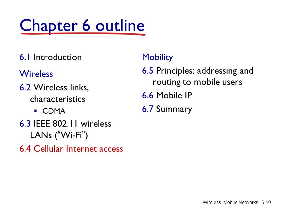 introduction of cdma wireless network planning Get a brief introduction to wireless networks and technology you will see where this technology has been, where it is now, and where it is expected to go in the future  speech coding, mobility, ciphering and authentication and network planning cellular networks can also be considered from the perspective of being divided into the radio.