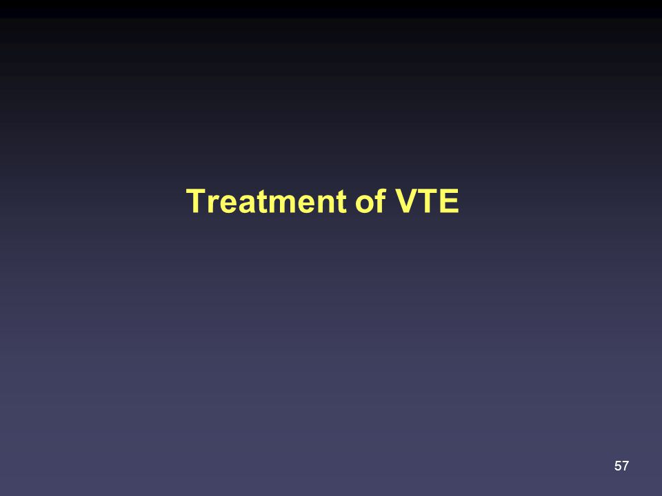 Meeting the Challenges of VTV: Strategies for Implementing Guideline-based Recommendations