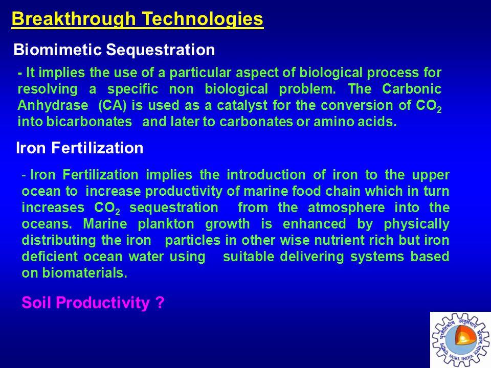 Breakthrough Technologies