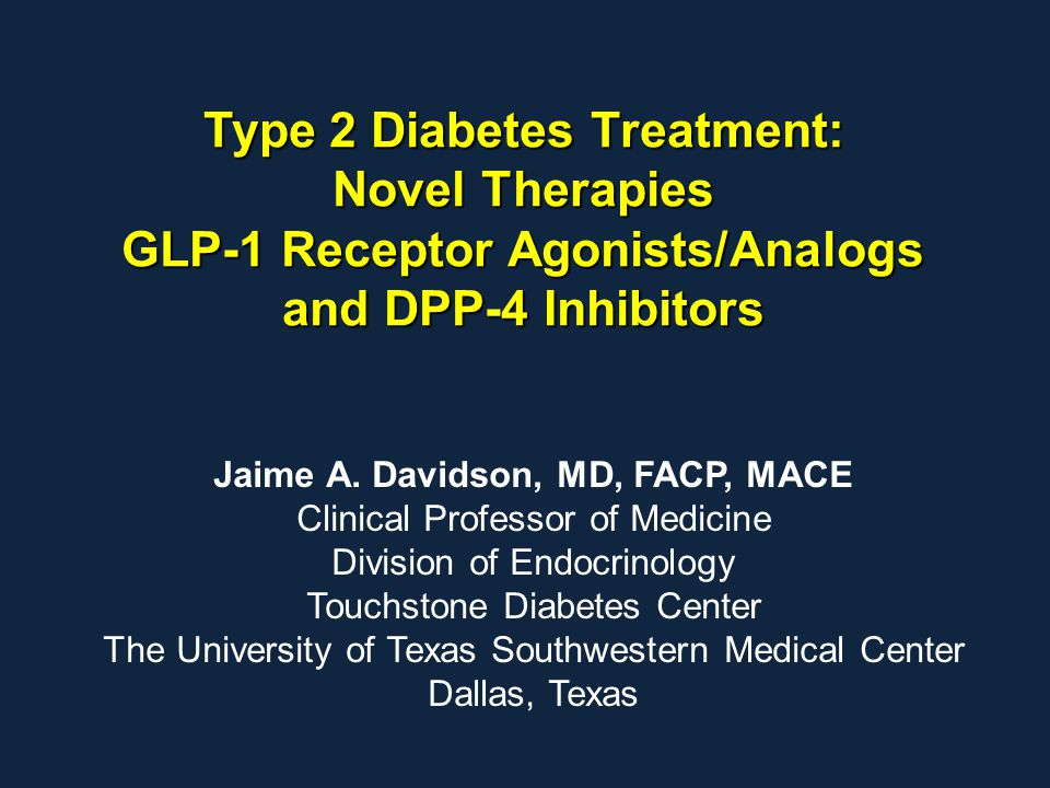 Jaime A. Davidson, MD, FACP, MACE