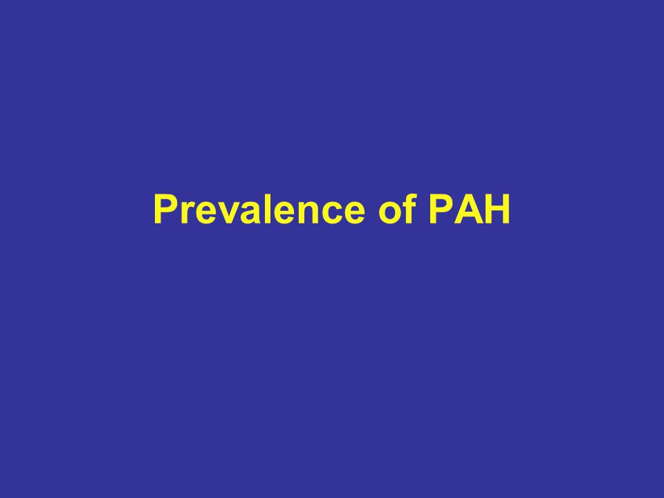 4/8/2017 Prevalence of PAH.