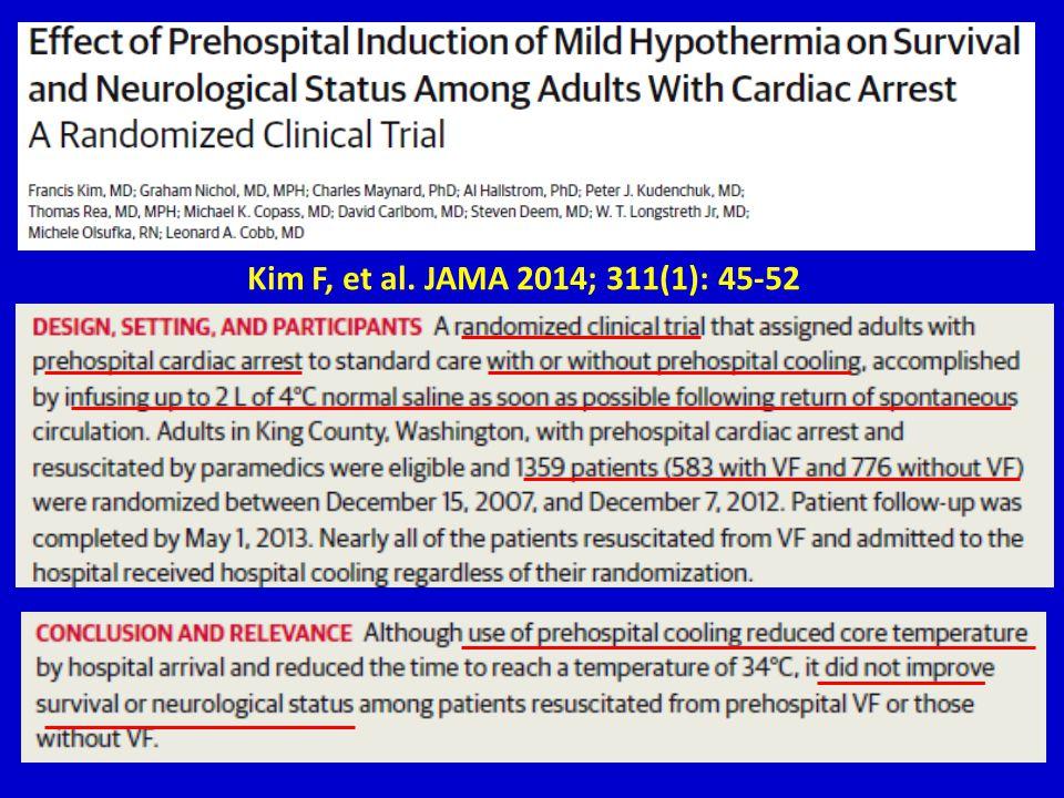 Kim F, et al. JAMA 2014; 311(1): 45-52