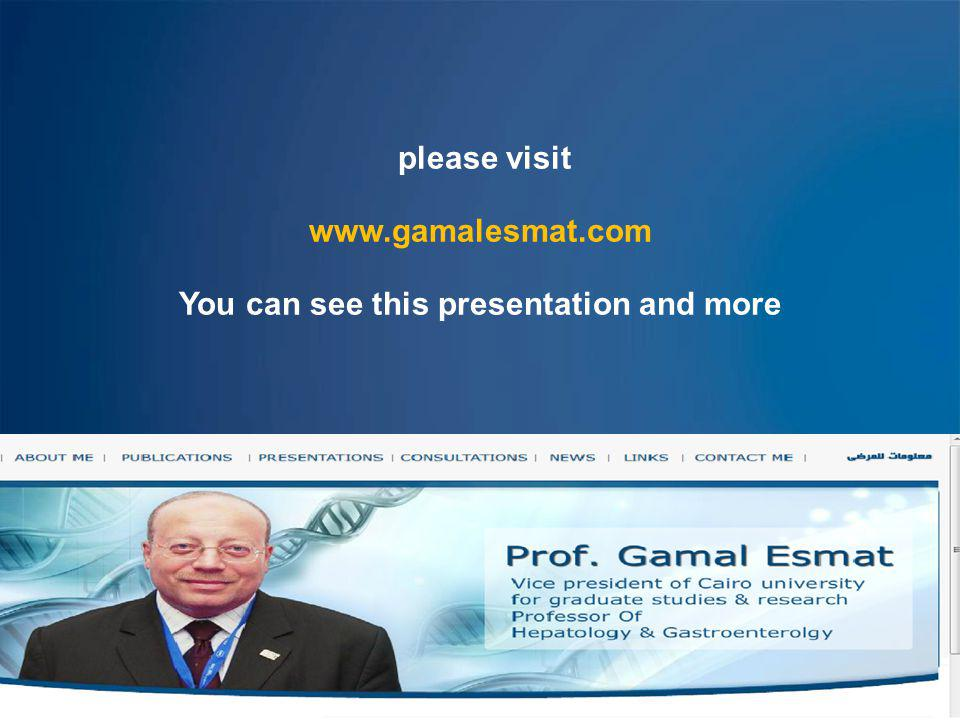 please visit www.gamalesmat.com You can see this presentation and more