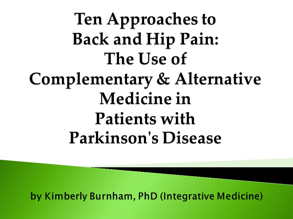 by Kimberly Burnham, PhD (Integrative Medicine)