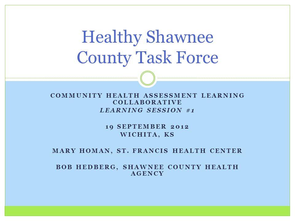 Healthy Shawnee County Task Force