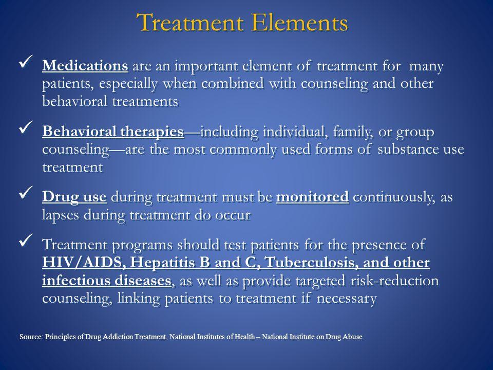 Treatment Elements