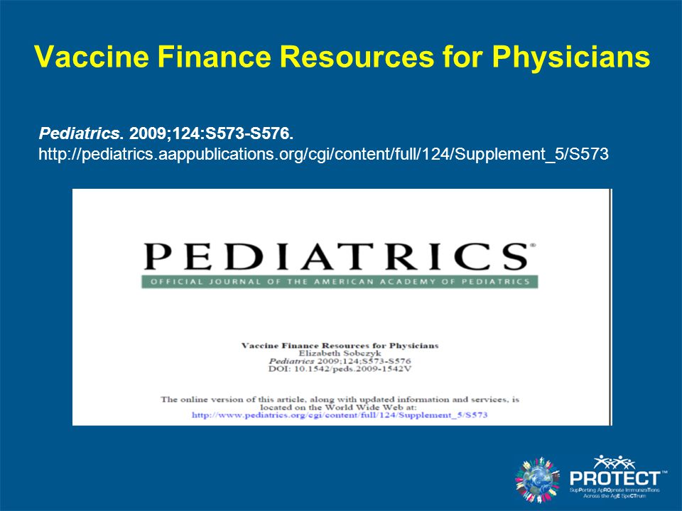 Vaccine Finance Resources for Physicians