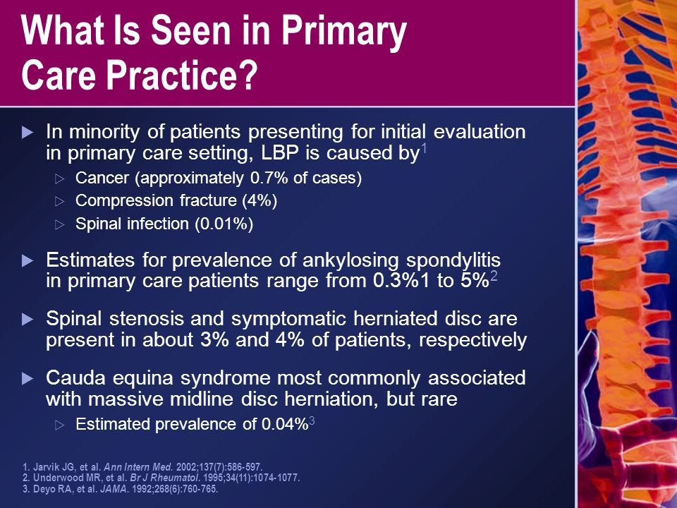 What Is Seen in Primary Care Practice