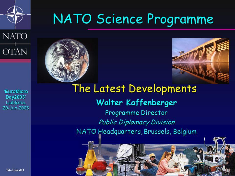 NATO Science Programme
