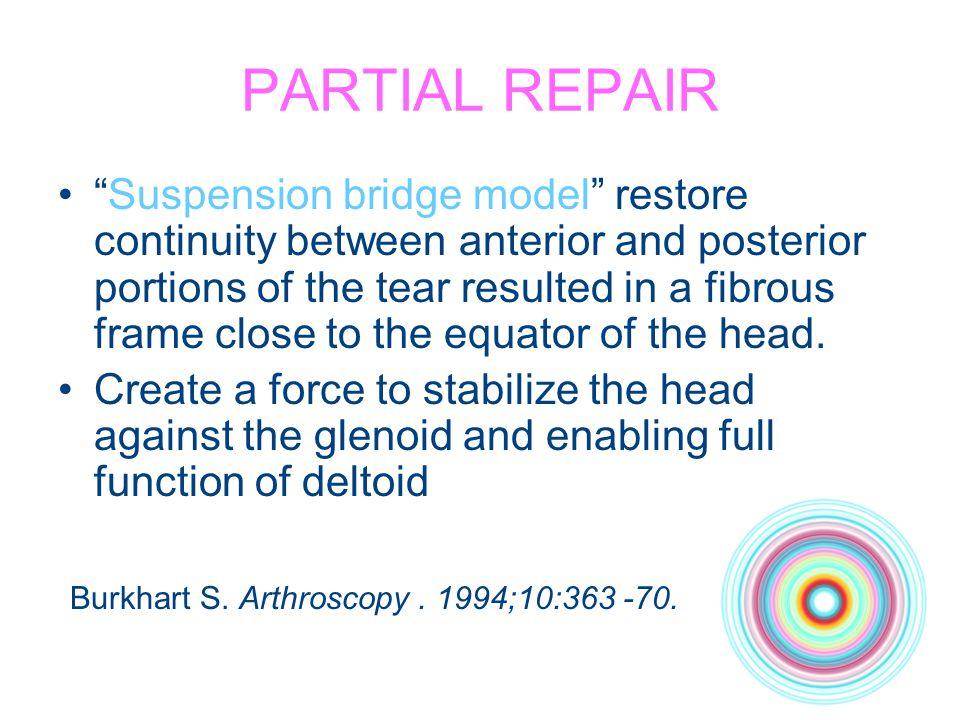 PARTIAL REPAIR