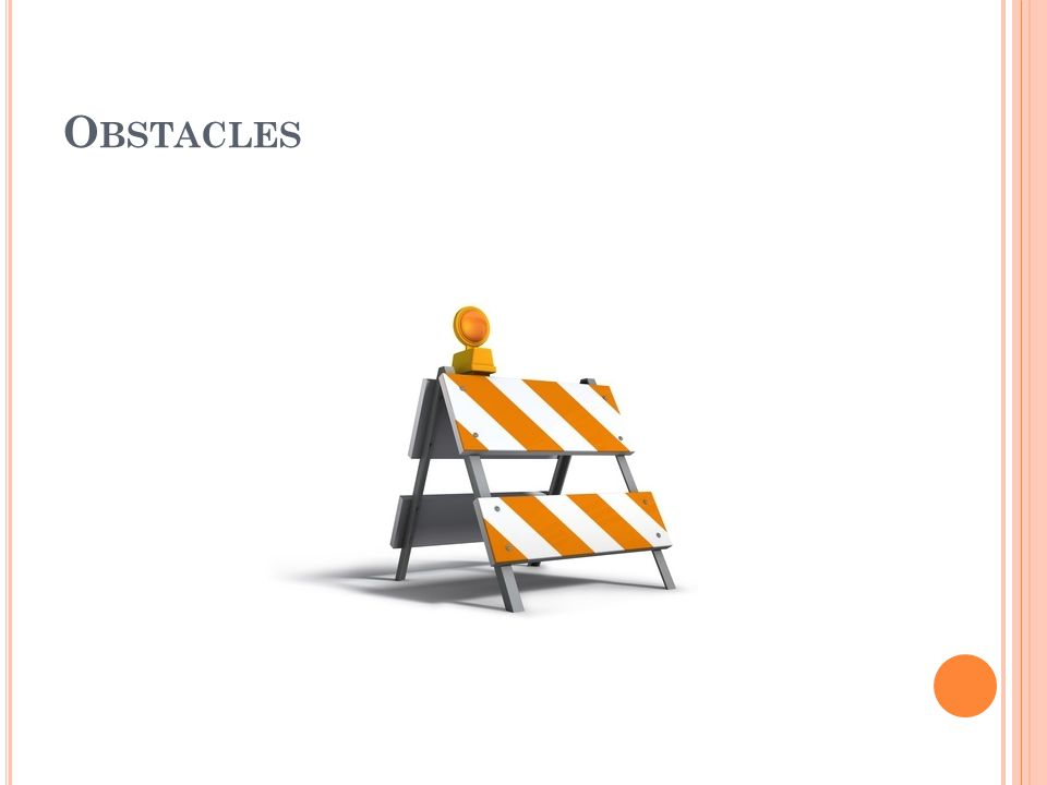 Obstacles 1:45