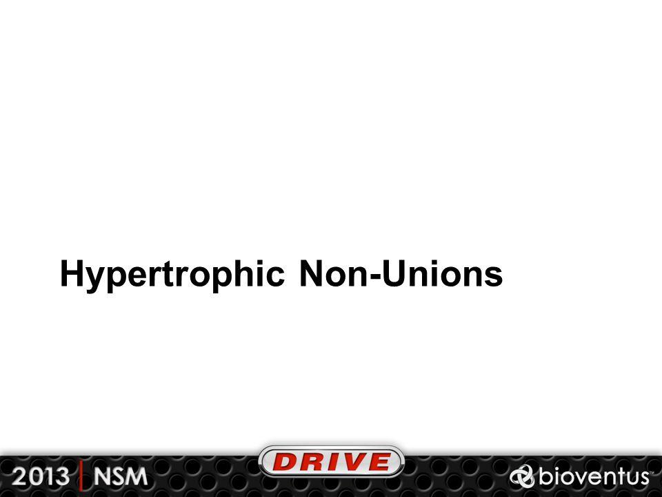 Hypertrophic Non-Unions