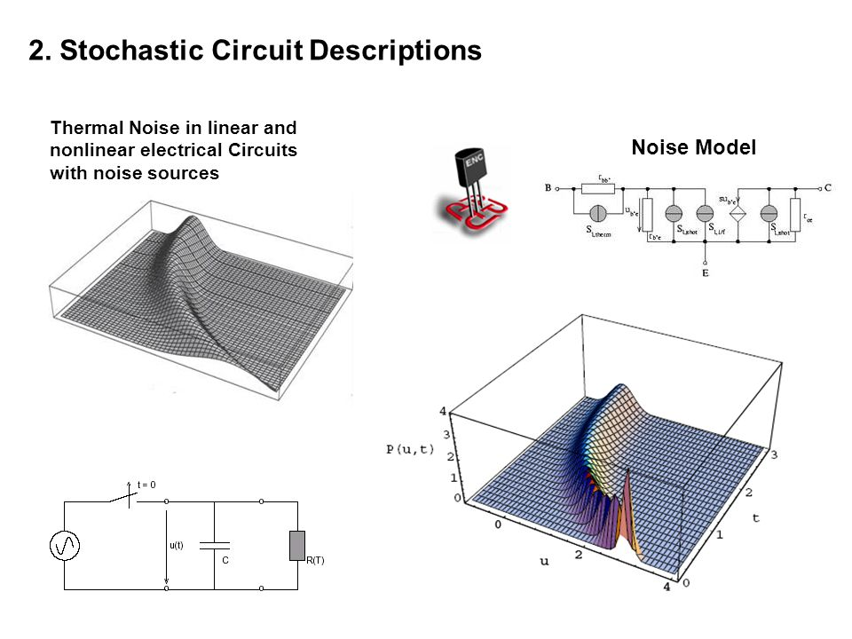 2. Stochastic Circuit Descriptions