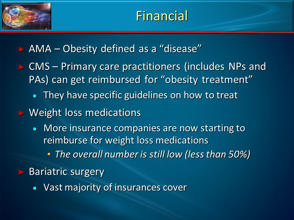 Financial AMA – Obesity defined as a disease
