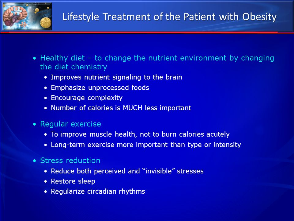 Lifestyle Treatment of the Patient with Obesity