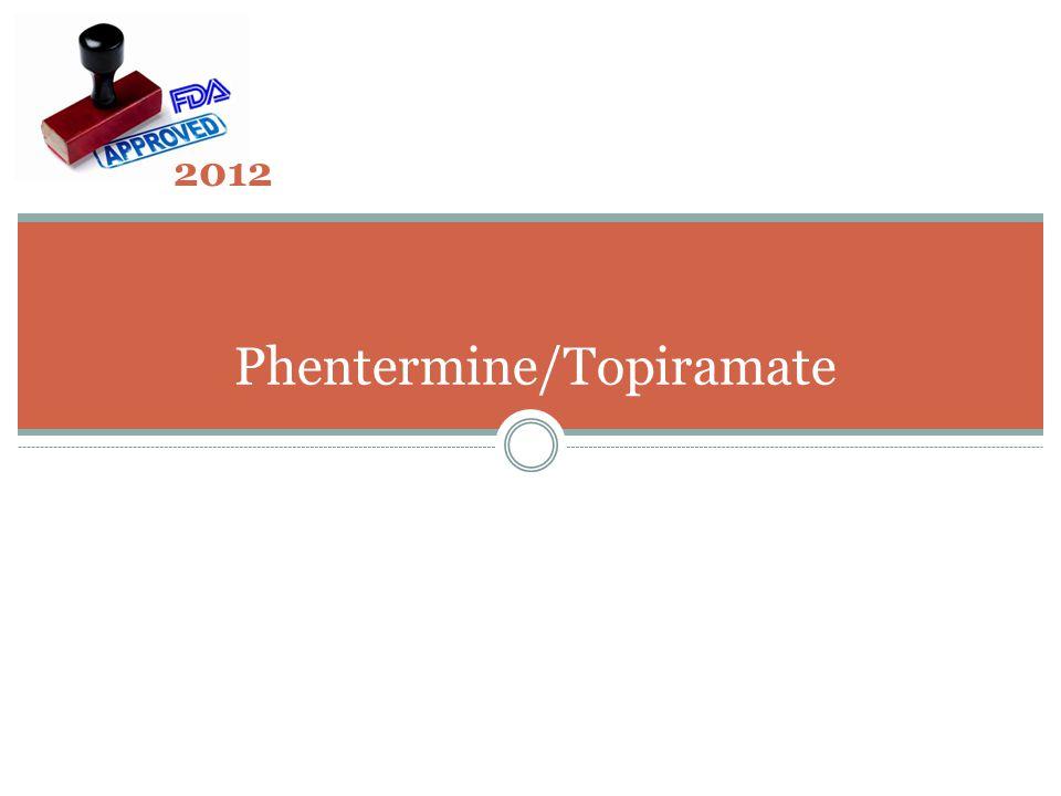 Phentermine/Topiramate