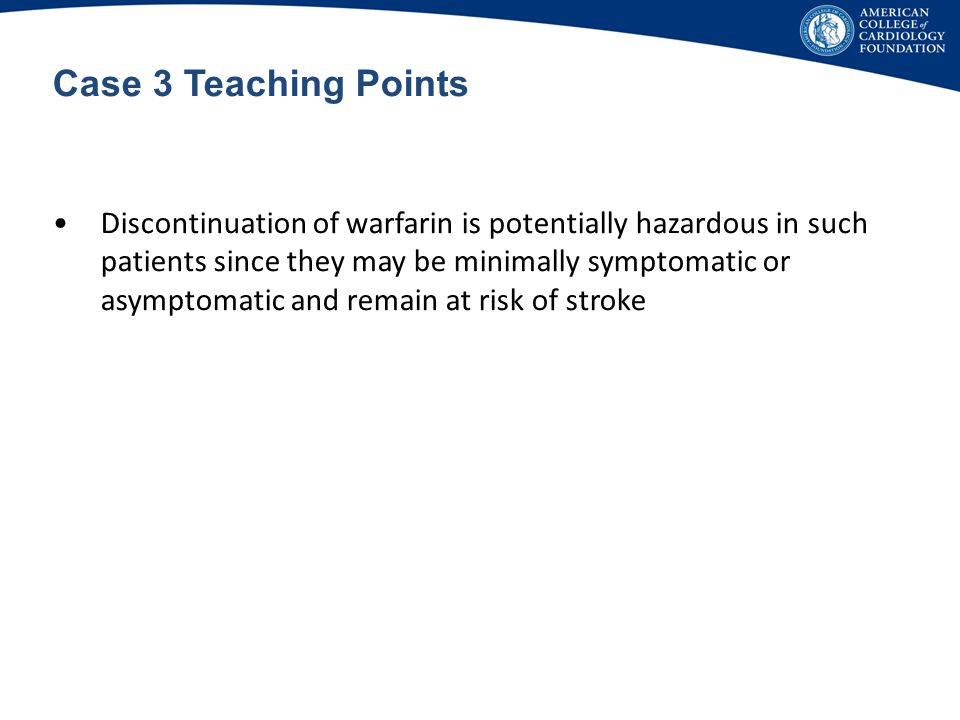 Case 3 Teaching Points
