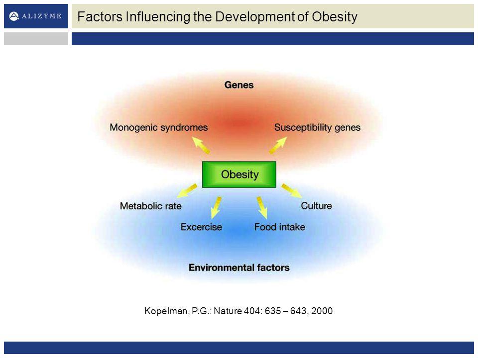 Factors Influencing the Development of Obesity