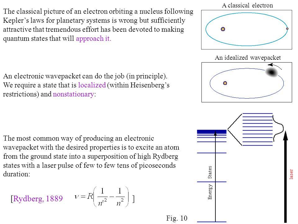 A classical electron