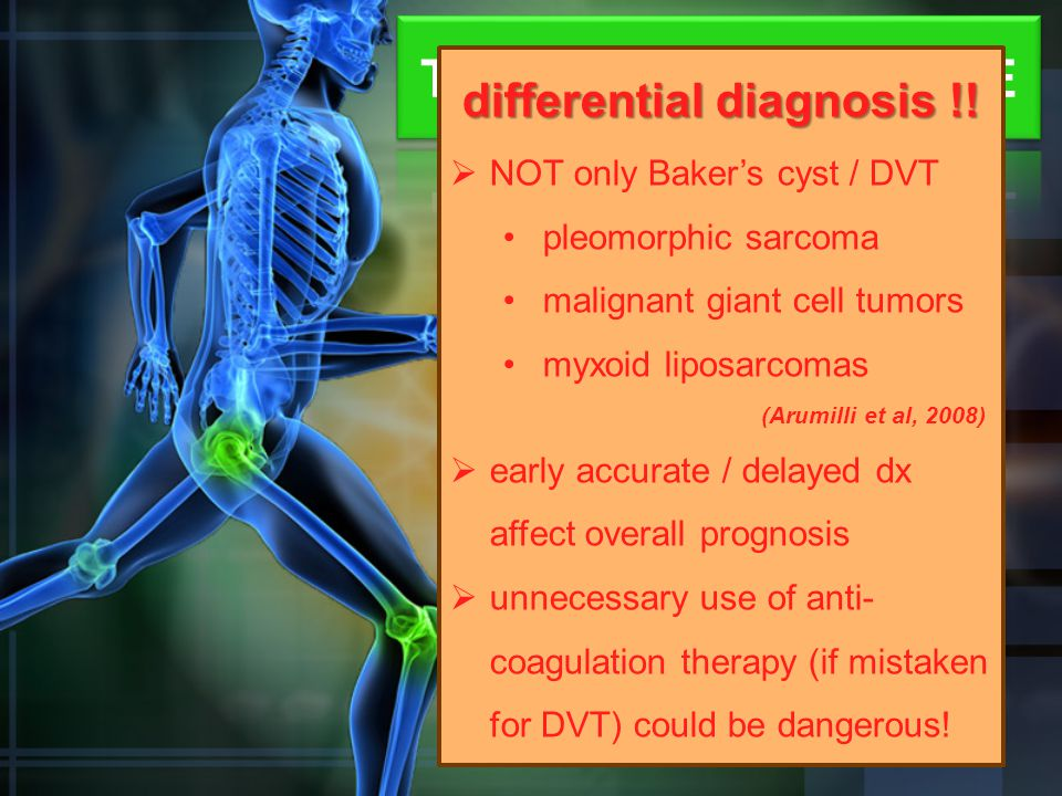 differential diagnosis !!
