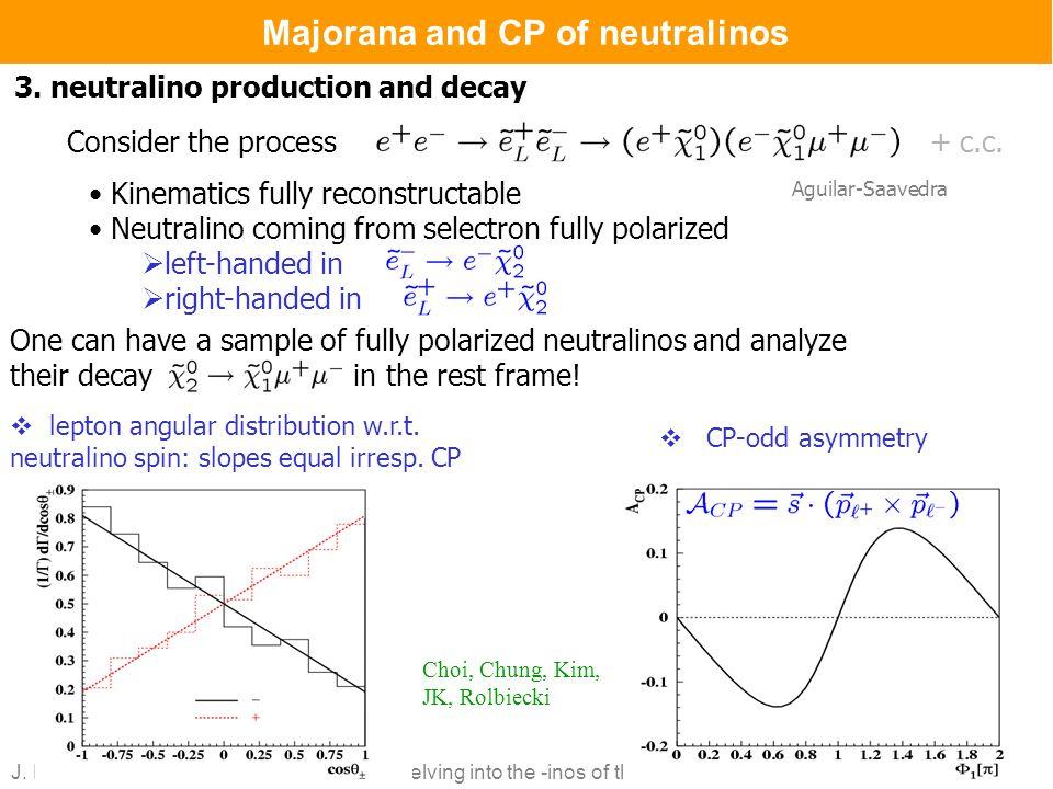 Majorana and CP of neutralinos