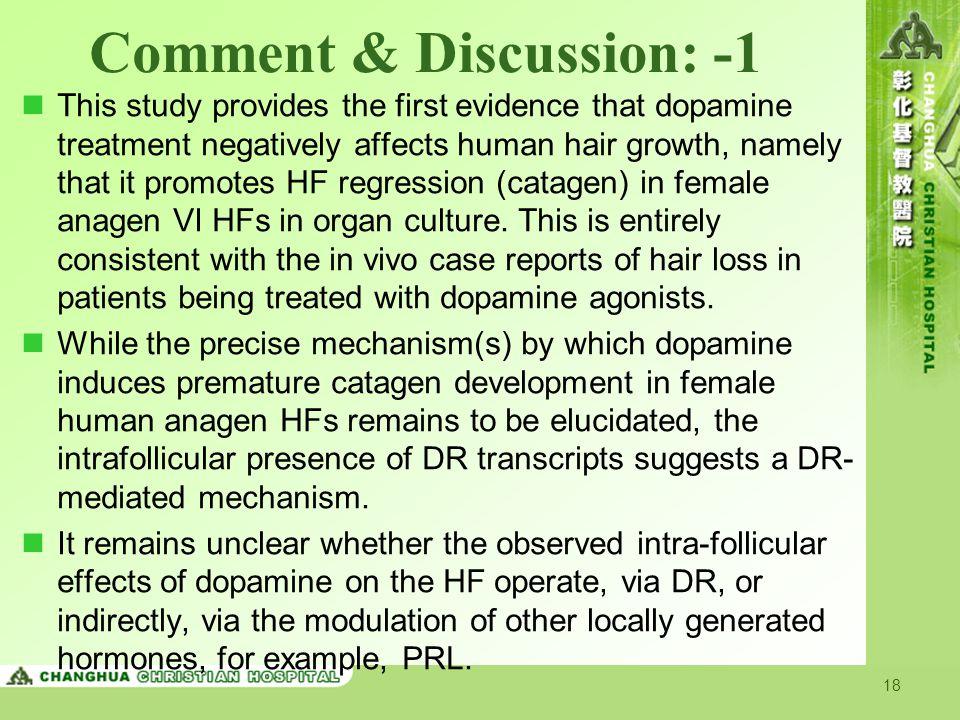 Comment & Discussion: -1