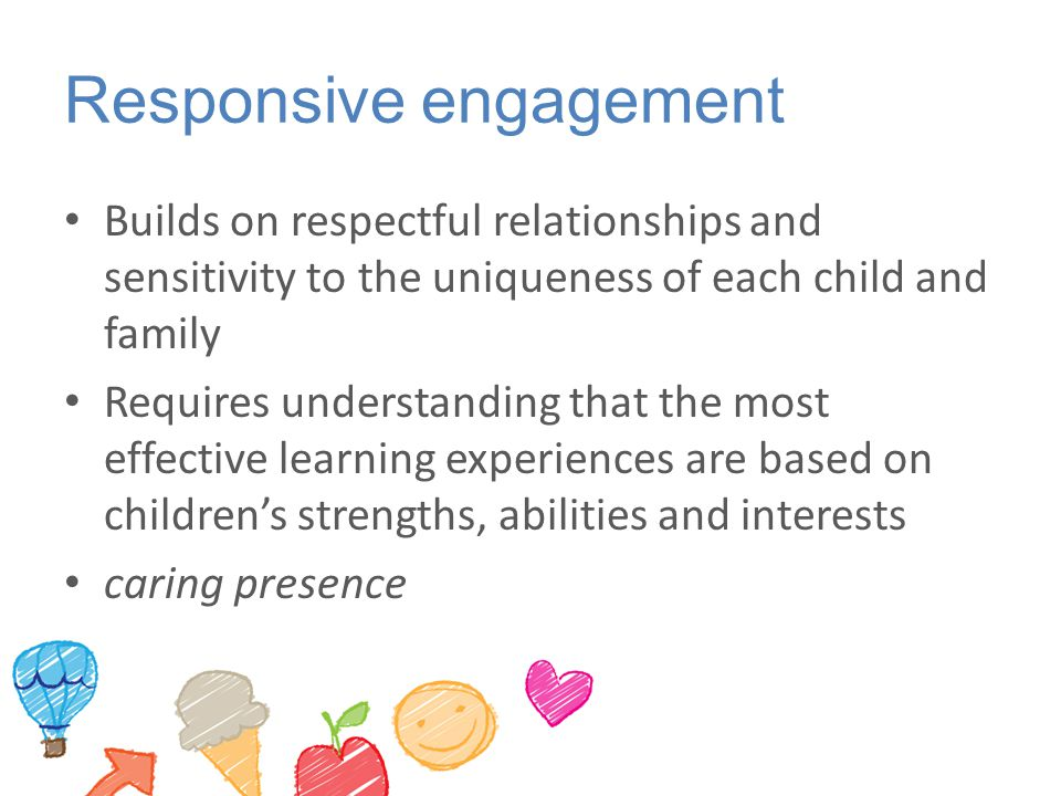 Responsive engagement