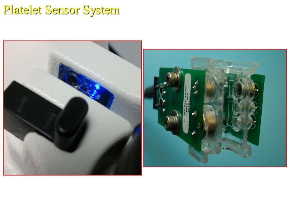 Platelet Sensor System