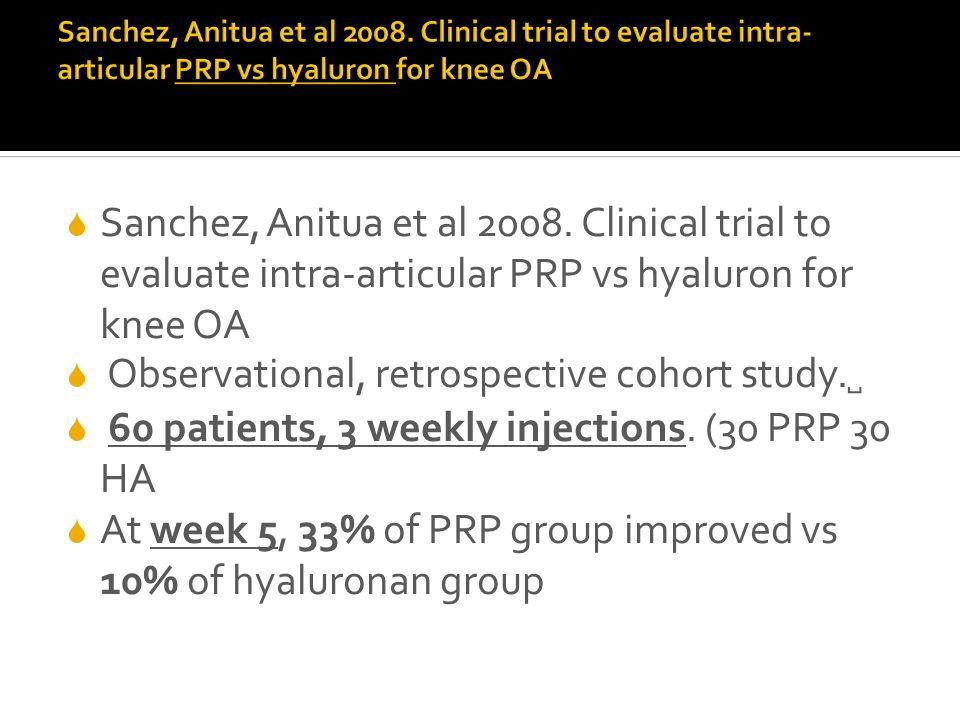 Observational, retrospective cohort study.␣