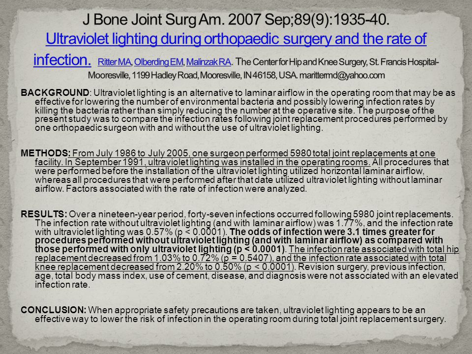 J Bone Joint Surg Am. 2007 Sep;89(9):1935-40