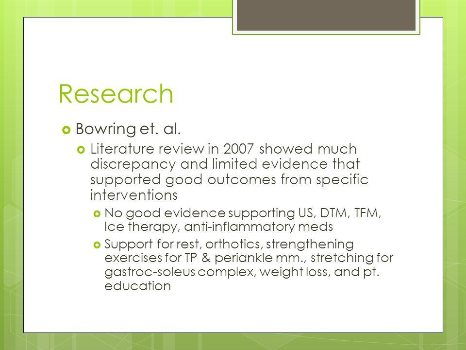 Research Bowring et. al.