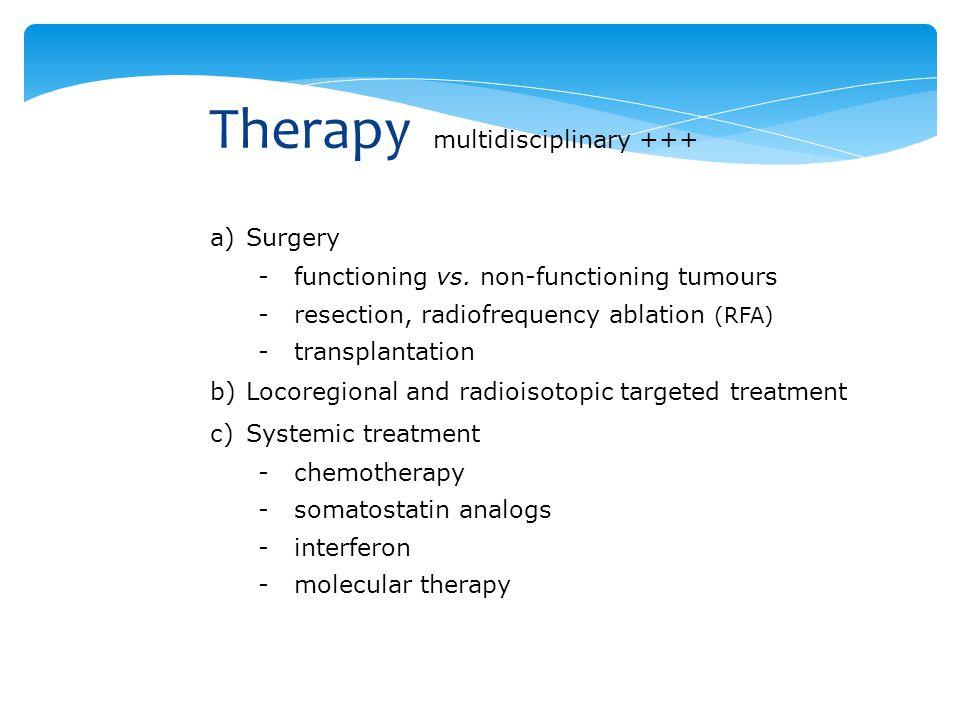 Therapy multidisciplinary +++