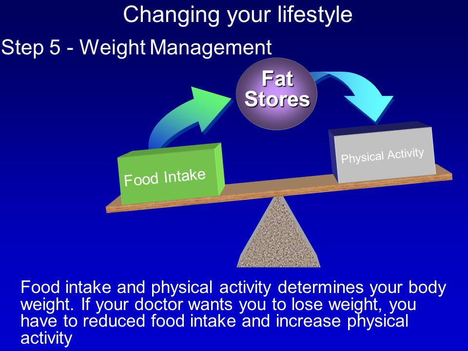 Step 5 - Weight Management