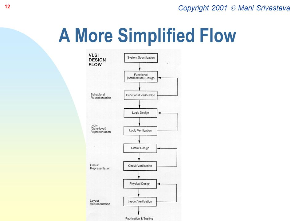 A More Simplified Flow
