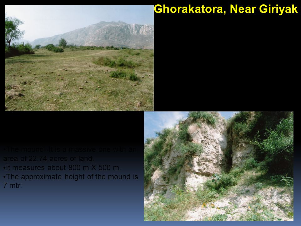 Ghorakatora, Near Giriyak