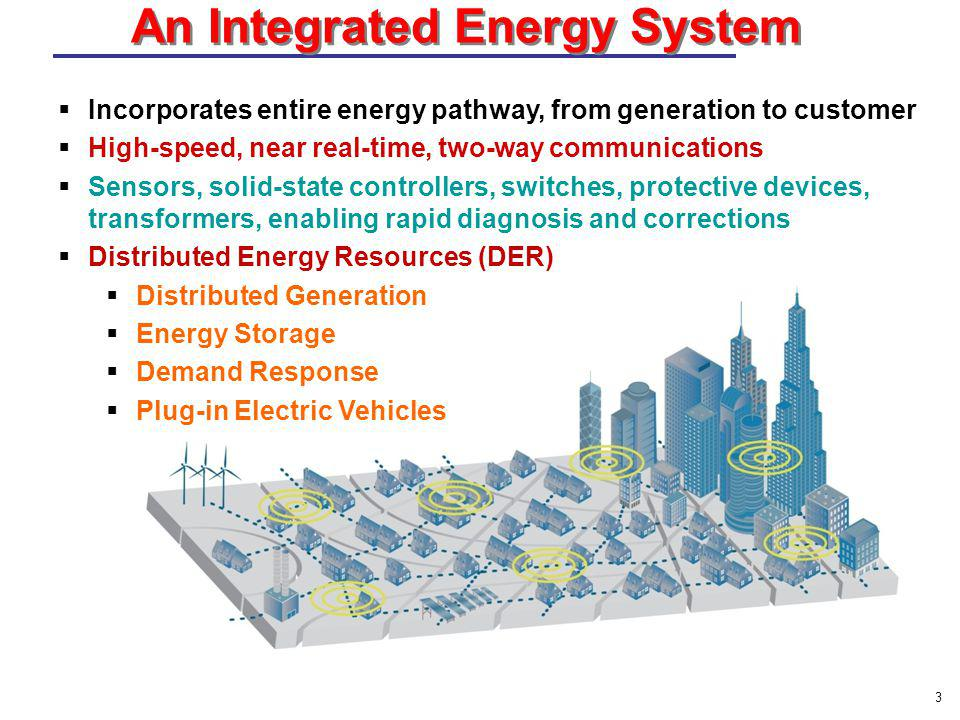 An Integrated Energy System