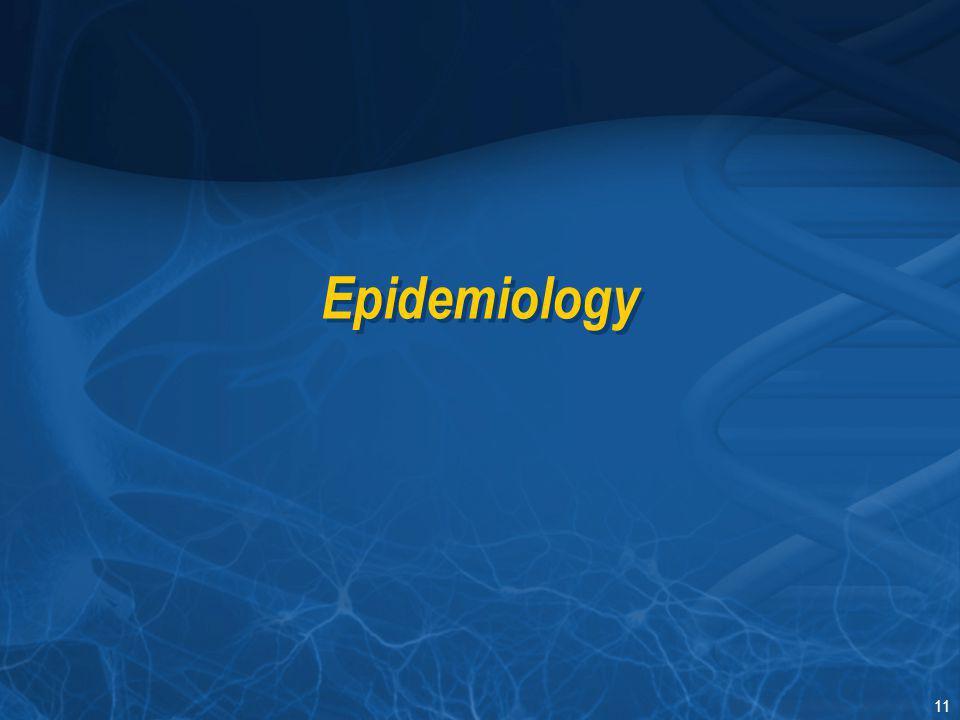 Section I Epidemiology