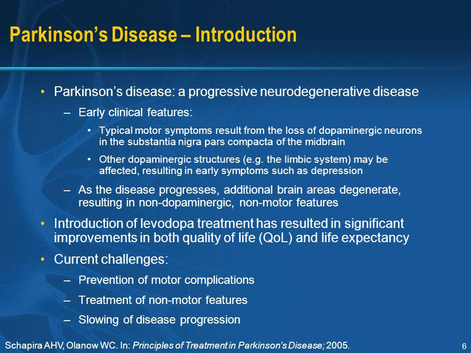 Current Concepts And Perspectives In Parkinson S Disease