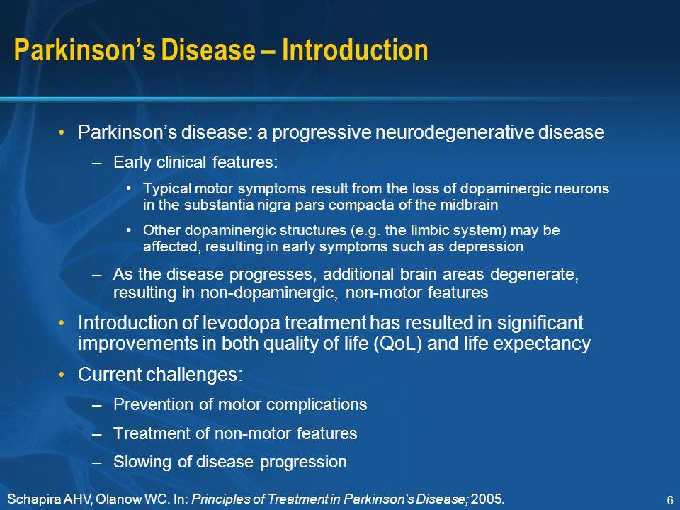Parkinson's Disease – Introduction