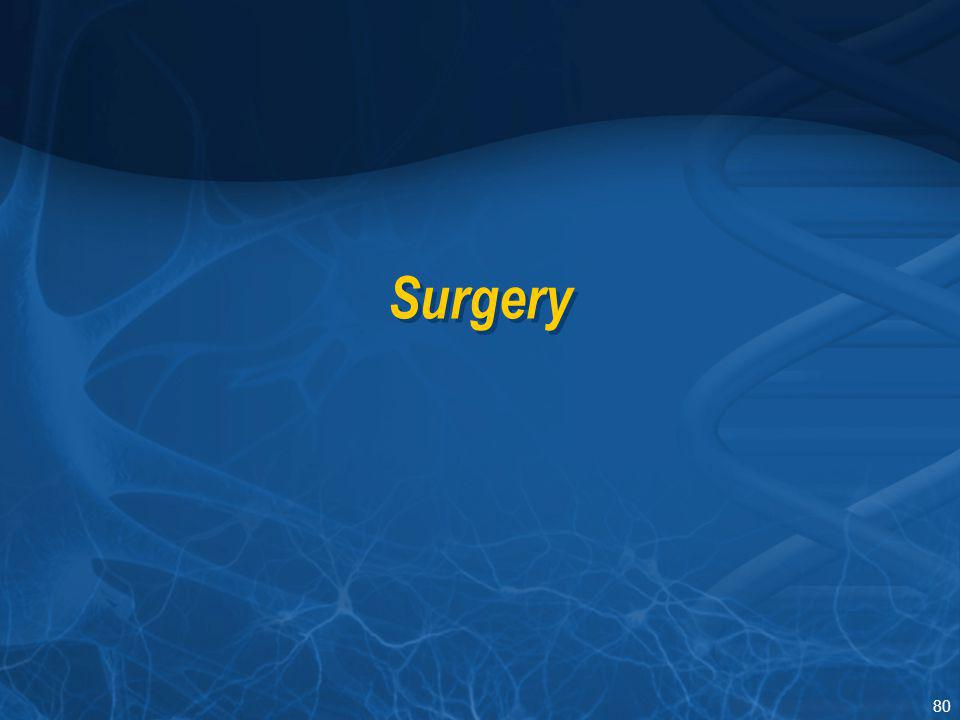 Section I Surgery