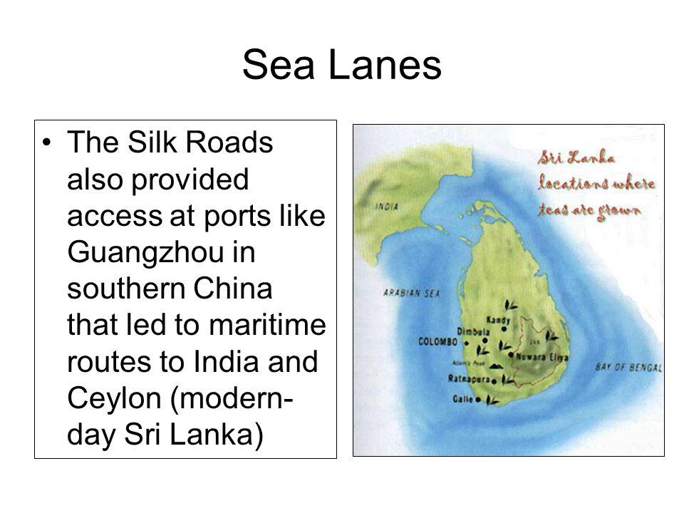 Sea Lanes