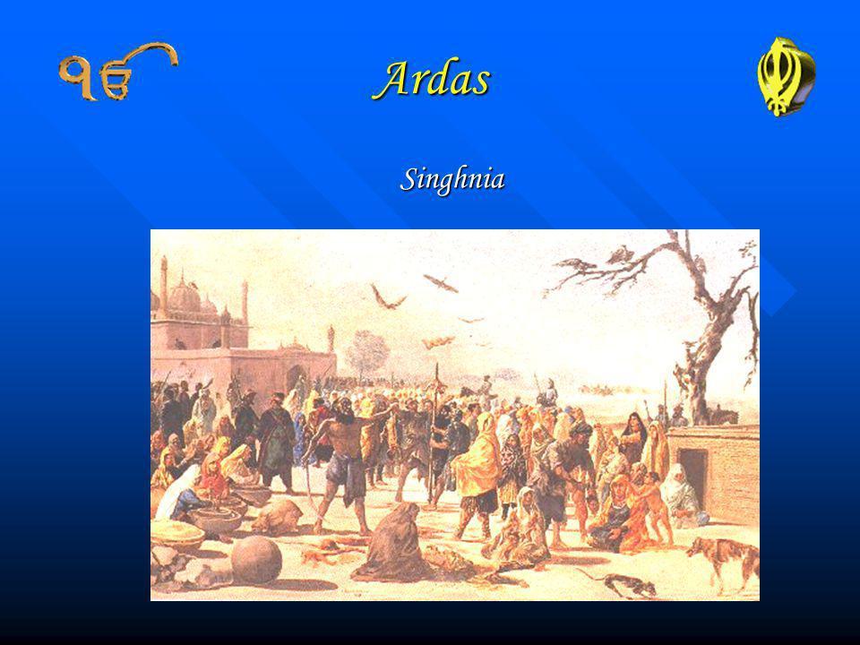 Ardas Singhnia