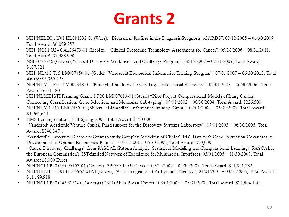 Grants 2