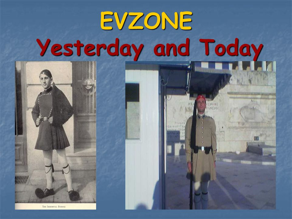 EVZONE Yesterday and Today