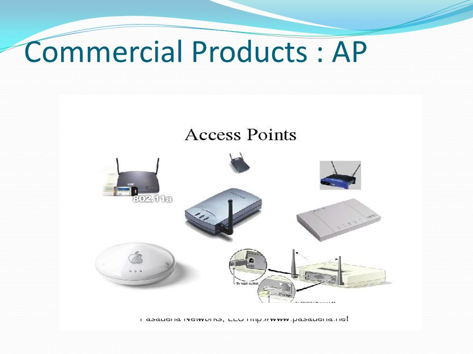 Commercial Products : AP