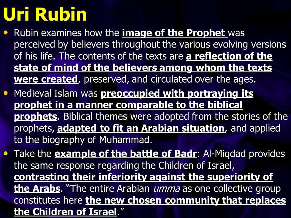 Uri Rubin