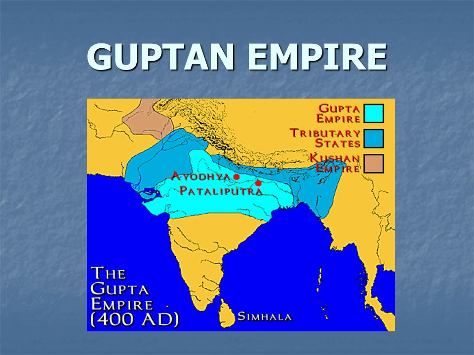 GUPTAN EMPIRE