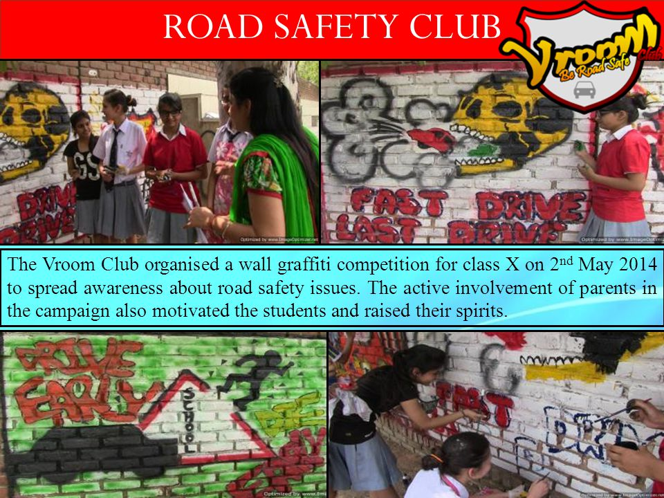 ROAD SAFETY CLUB