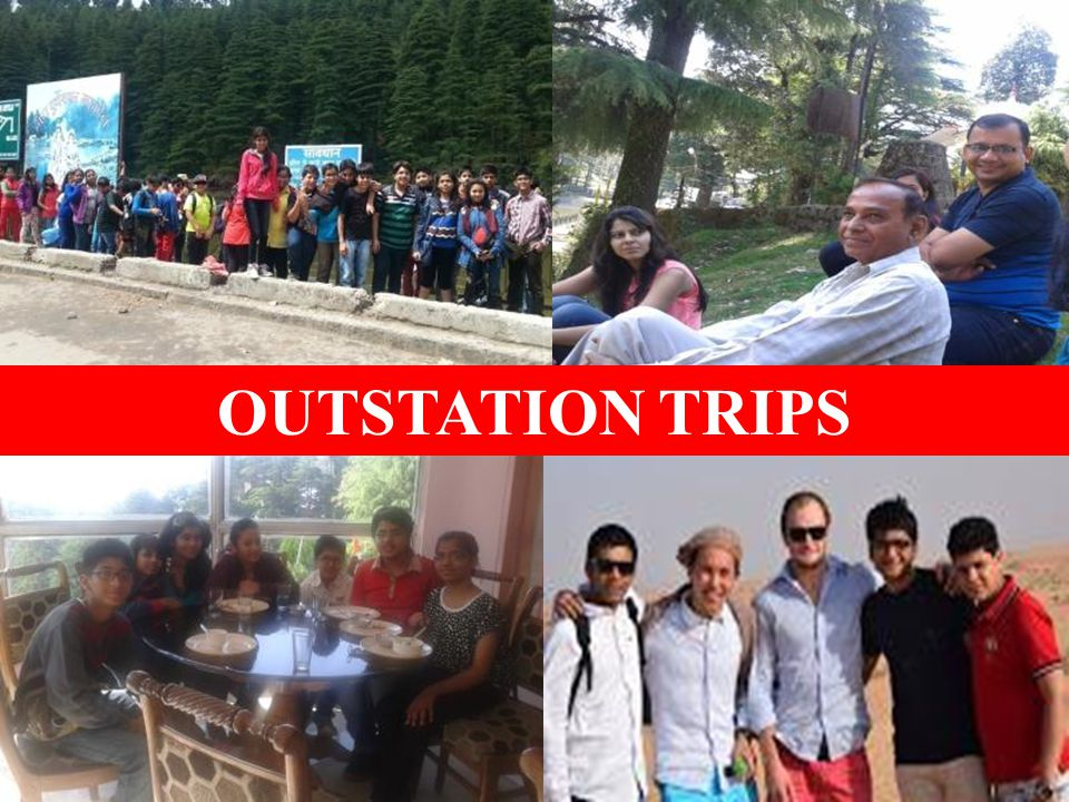 OUTSTATION TRIPS
