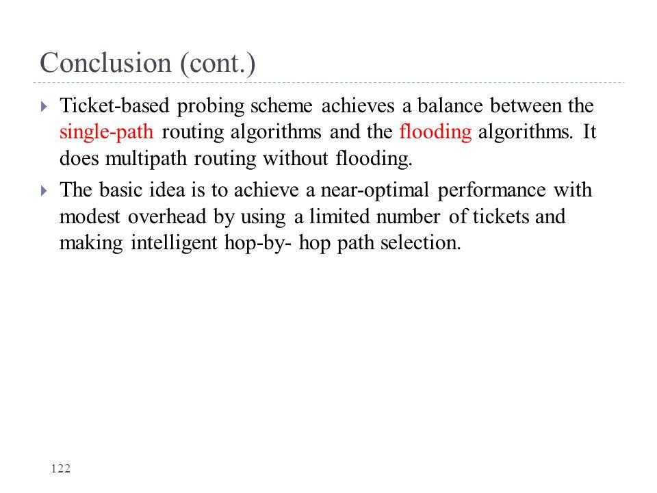Conclusion (cont.)